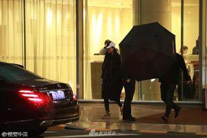 Phạm Băng Băng lần đầu lộ diện sau 3 tháng 'mất tích'