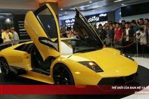 Choáng với siêu xe Lamborghini 'made in Iran'