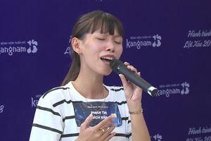 Bích Vân - cô giảng viên thanh nhạc 'xấu xí' và giấc mơ ca sĩ còn dang dở