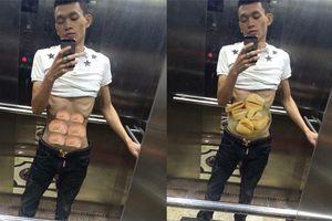 Thêm thanh niên chứng minh 'chân lý': Đừng dại khi bạn thích sống ảo mà không biết dùng photoshop