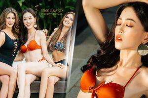 Phương Nga diện bikini đẹp xuất thần, 67 thí sinh thua cuộc tại Miss Grand International sẽ ra sao?
