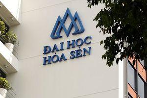 Trường ĐH Hoa Sen bị bán cho Tập đoàn Nguyễn Hoàng?