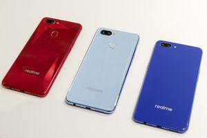 Realme tung 3 smartphone mới ở Việt Nam: Cấu hình ngon, camera kép và giá rẻ bất ngờ!