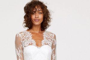 Váy cưới giá chỉ từ 1 triệu đồng cho cô dâu ngân sách eo hẹp
