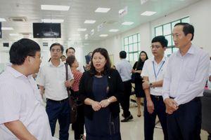 Ban Chỉ đạo Cải cách hành chính của Chính phủ kiểm tra tại Hà Tĩnh