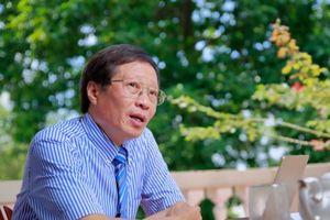 GS.TS Nguyễn Vân Nam: Chọn đường 'không trải hoa hồng'