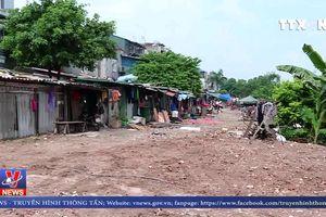 Những người di cư nghèo nơi đô thị