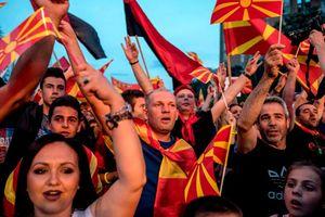 Nghị viện Macedonia xem xét đề xuất đổi tên nước: Cuộc bỏ phiếu quyết định