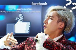Thực hư vụ Facebook của Sơn Tùng M-TP bị 'kẻ xấu hãm hại' có nguy cơ bị khóa vĩnh viễn