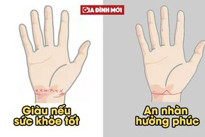 Nhân tướng học: Người có cổ tay như này cuộc sống sẽ an nhàn hưởng phúc