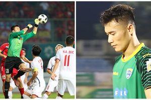 Bùi Tiến Dũng phạm sai lầm khiến Thanh Hóa mất Cup quốc gia - Đường ra sân AFF CUP đầy khó khăn