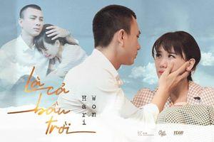 Trấn Thành bị 'ngó lơ' - Hari Won chọn 'trai đẹp' để đóng cùng trong MV mới