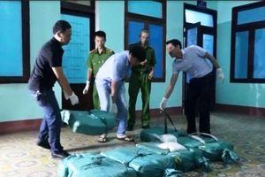 Quảng Bình: Khen thưởng 4 tập thể, 5 cá nhân trong vụ bắt hơn 300 kg ma túy đá