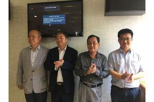 Đoàn Hội Nhà báo Hàn Quốc thăm và làm việc tại TP.HCM