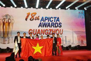 ViettelPay- Đại diện Việt Nam lần đầu tiên thắng lớn tại APICTA sau 18 năm