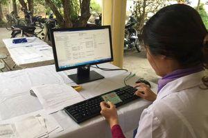 Hà Tĩnh: Triển khai áp dụng công nghệ thông tin chăm sóc sức khỏe nhân dân