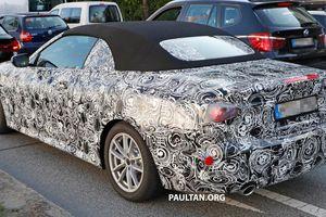 BMW 4 Series mui trần mới có gì đặc sắc