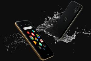 Thương hiệu điện thoại vang bóng một thời Palm hồi sinh cùng diện mạo mới