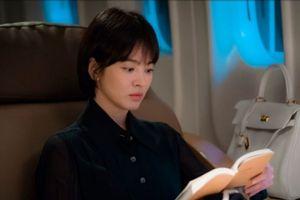 Song Hye Kyo lạnh lùng trong phim mới