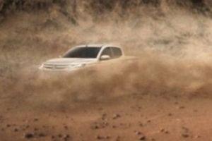 Bán tải Mitsubishi Triton mới sẽ ra mắt vào ngày 9 tháng 11 tới