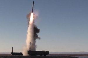 Xem tên lửa bảo vệ bờ biển K-300P Bastion-P khai hỏa