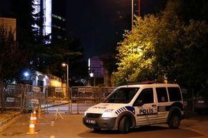 Cảnh sát Thổ Nhĩ Kỳ khám xét lãnh sự Saudi Arabia giữa đêm