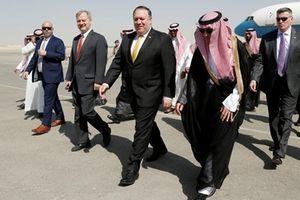 Ngoại trưởng Mỹ đến Saudi Arabia gặp vua Salman
