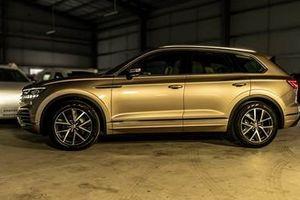 Volkswagen Touareg 2019 bất ngờ xuất hiện ở Việt Nam