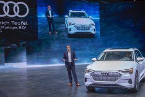 Xe điện Audi e-tron được bán tại ASEAN từ năm 2019