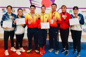 Nhà vô địch Boxing nữ Châu Á Nguyễn Thị Tâm đăng quang ở Bulgaria