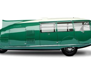 Mẫu xe hơi như tên lửa và những thiết kế vượt thời gian