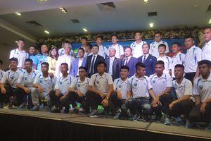 Ra mắt câu lạc bộ bóng đá Hà Nội Phù Đổng