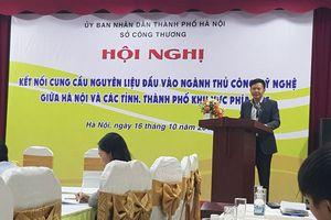 Kết nối cung - cầu nguyên liệu cho doanh nghiệp thủ công mỹ nghệ Hà Nội
