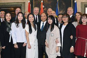 Thủ tướng Nguyễn Xuân Phúc rời Cộng hòa Áo, tới Brussels dự Hội nghị ASEM 12