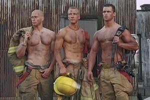 Australia tung 'bộ sưu tập' những chàng lính cứu hỏa hấp dẫn nhất hành tinh