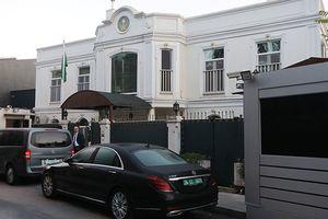 Phát hiện chứng cứ nhà báo Khashiggi bị sát hại ở lãnh sứ quán Saudi Arabia?