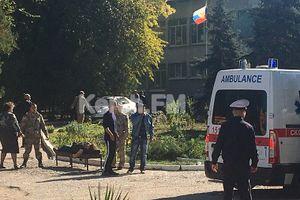 Nổ bom tại Crimea, 10 người thiệt mạng