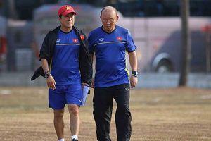 HLV Park Hang-seo muốn nhất bảng AFF Cup
