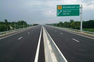 Đi cao tốc Bắc – Nam mất 1.500 đồng/km
