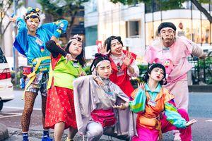 Giới trẻ mặc dị ở Tokyo Fashion Week 2019