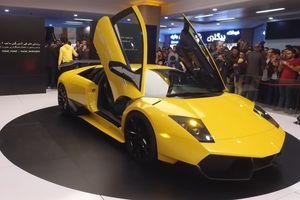 Lamborghini Murcielago 'made in Iran' sử dụng động cơ Hyundai