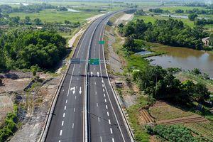 Mức thu phí khởi điểm cao tốc Bắc - Nam là 1.500 đồng/km