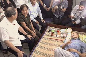 Bí thư Thành ủy TP.HCM thăm người dân Thủ Thiêm