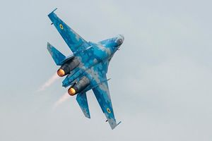 Phi công Mỹ, Ukraina tử nạn thương tâm trong vụ rơi Su-27 ở Ukraina