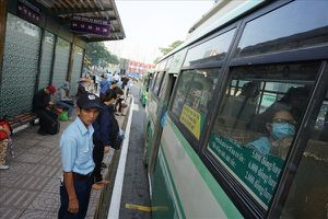 TPHCM: Tăng thêm giá vé 3.000 đồng trên 2 tuyến xe buýt có trợ giá