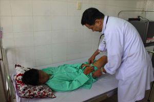 Vụ điện giật gây thương vong 6 học sinh ở Long An: 3/4 số học sinh bị thương đã xuất viện