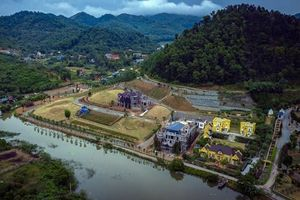 'Băm' rừng phòng hộ Sóc Sơn để xây biệt phủ, vila: Không nể nang kể cả đó là người nổi tiếng