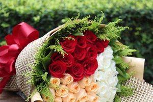 Mách nhỏ cánh mày râu những loài hoa ý nghĩa tặng phái đẹp dịp 20.10