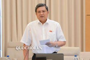 Ông Nguyễn Văn Giàu chỉ sự tụt hậu dù nông nghiệp tăng ấn tượng