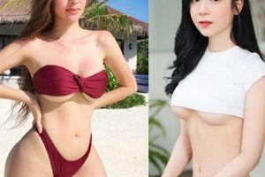 Vừa đẹp vừa 'liều' hãy thử áo hở chân ngực của nữ hoàng gợi cảm Philippines